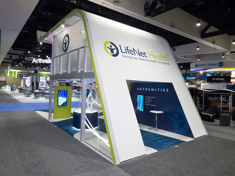 LifeNet Health during AAOS 2017