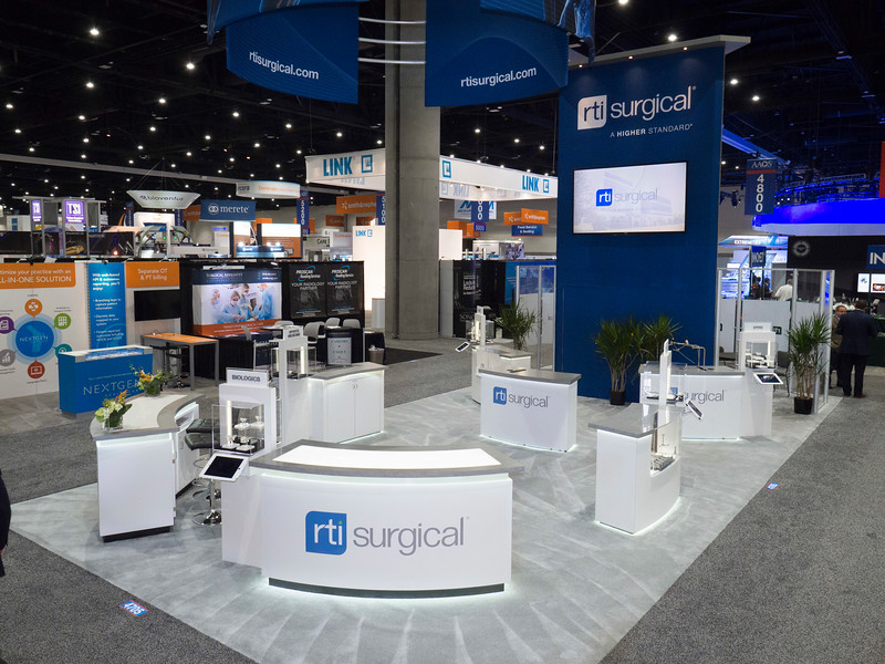 RTI Surgical during AAOS 2017