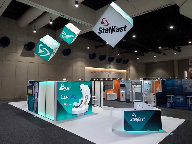 Stelkast during AAOS 2017