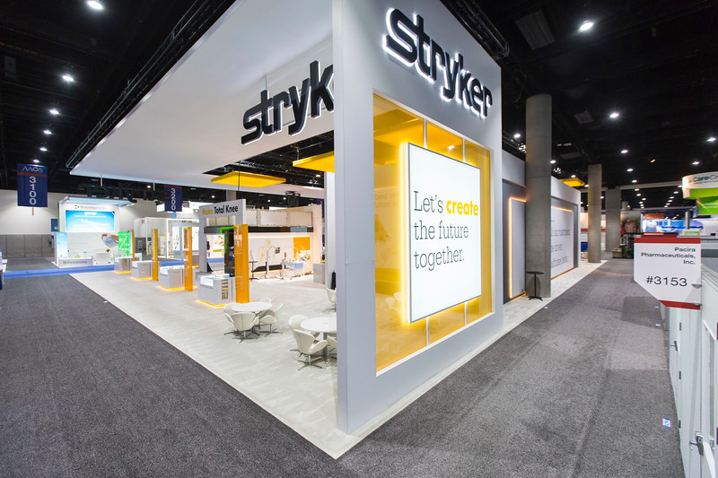 Stryker during AAOS 2017