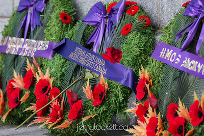 Remembrance Day, Nova Scotia