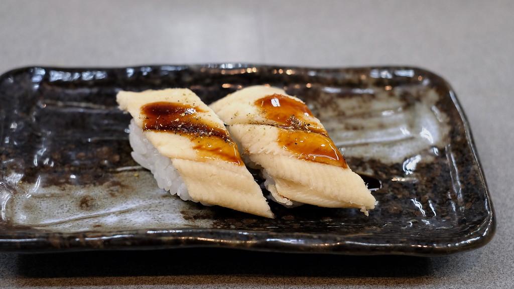 Anago sushi.