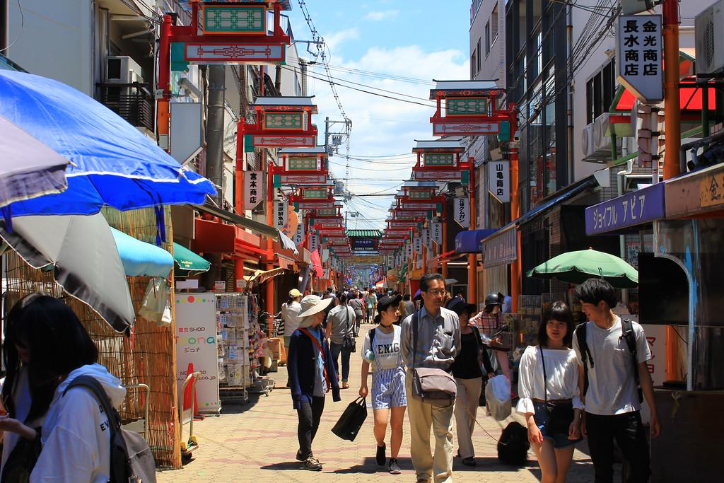 The new Korea Town