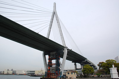 Tempozan-ohashi Bridge