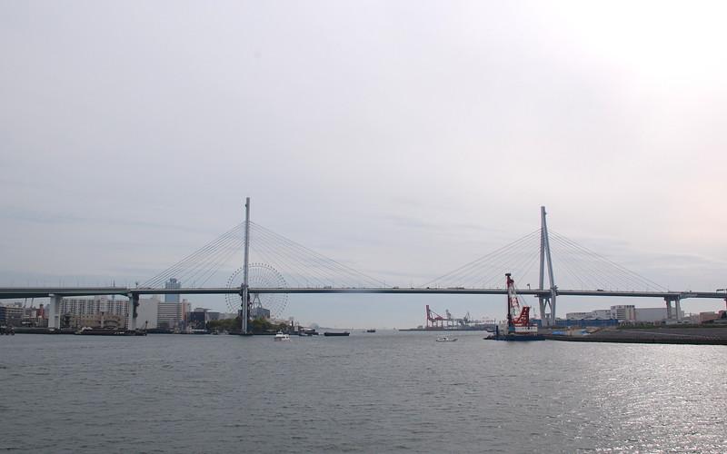 Tempozan-ohashi Bridge