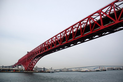 Minato-ohashi Bridge