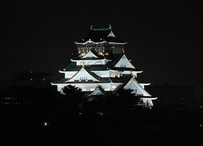 Osaka Castle 2009