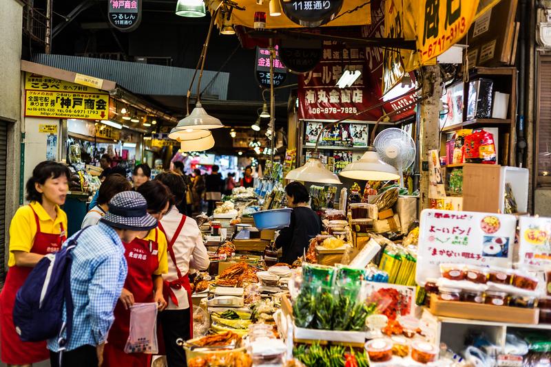Tsuruhashi, Osaka's Koreatown