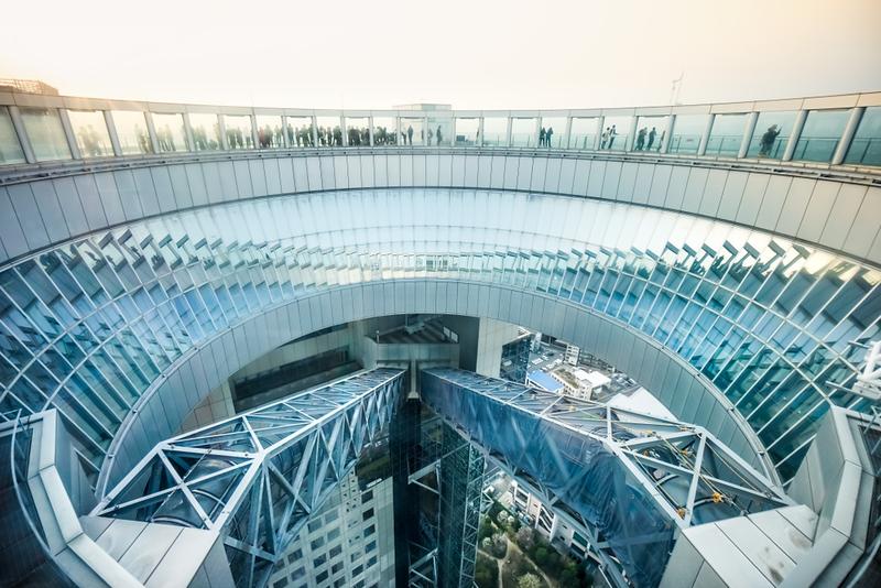 Osaka Sky Building