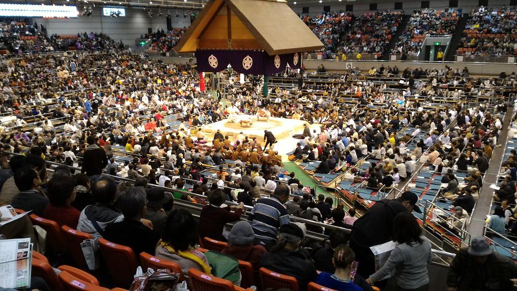 Arena Interior