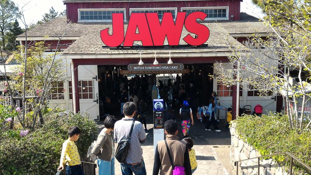Jaws entrance