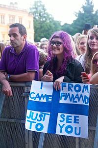 Osborne House summer concerts 2014