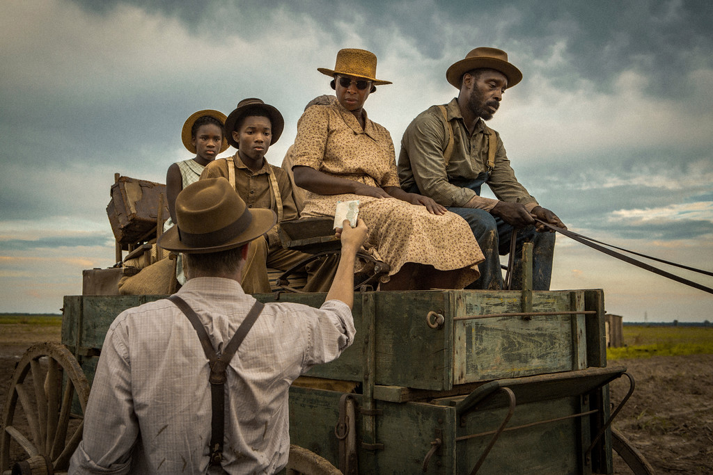 ". This image released by Netflix shows a scene from the film ""Mudbound.\"" Rachel Morrison was nominated for an Oscar for best cinematography for the film on Tuesday, Jan. 23, 2018. The 90th Oscars will air live on ABC on Sunday, March 4. (Steve Dietl/Netflix via AP)"