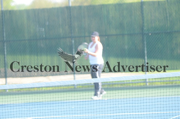 05-04 Clarke-Davis County tennis