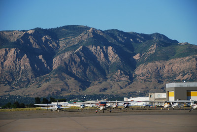 There is no spot in Ogden that does not have a spectacular mountain view.