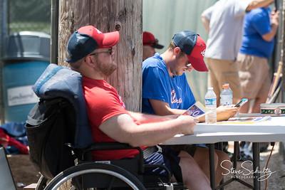 2018 Oshkosh Giants at Lombard Orioles (DH2)