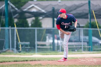 2018 Oshkosh Giants vs Addison Braves (DH1)