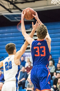 OW Basketball vs Appleton West