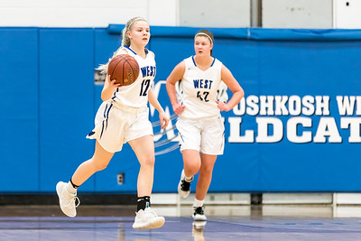 OW Basketball vs Oshkosh North (Girls)