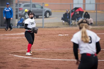 2019 OW Varsity Softball vs DSHA