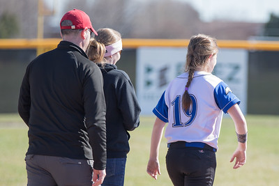2019 OW Varsity Softball vs Appleton North