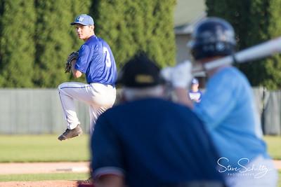 2018 Oshkosh West Fall League Baseball vs SMC