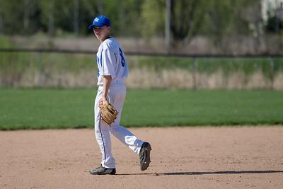 2018 Oshkosh West Freshman Baseball - at Hortonville