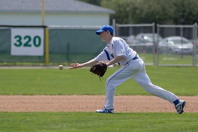 2018 Oshkosh West Freshman Baseball - vs. Appleton West