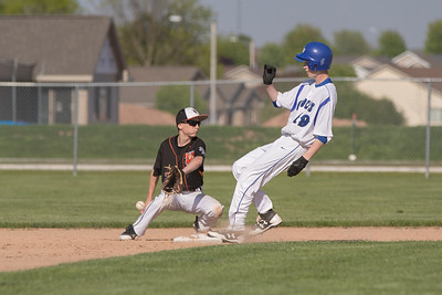 2018 Oshkosh West Freshman Baseball - vs. Kaukauna