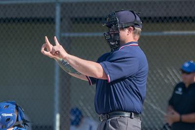 2018 Oshkosh West Freshman Baseball - vs. Kaukauna