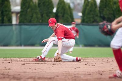 High School JV Baseball between Oshkosh West and Kimberly played 5/3/19 at Peppler Field at Oshkosh West High School.