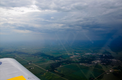 Over southern MN