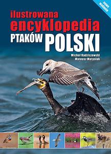 """Specjalna edycja trzeciego wydania """"Ilustrowanej encyklopedii ptaków Polski"""" 2015 dla rybaków"""