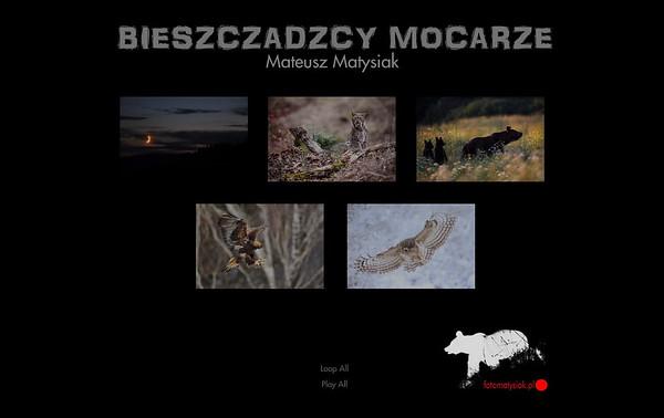 """Diaporama """"Bieszczadzcy Mocarze"""" edycja 08.2017"""