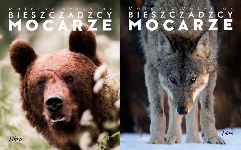 """Pierwsze wydanie autorskiego albumu """"Bieszczadzcy Mocarze"""""""