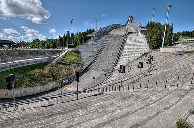 Ski  Slope  Oslo