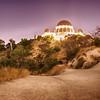 The Griffith Observatory, Los Feliz, LA