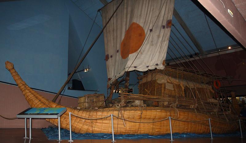 Όσλο. Χερσόνησος Bygdøy. Μουσείο Kon-Tiki.
