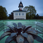 The Tower House at St Hanshaugen.  T�rnhuset p� St Hanshaugen