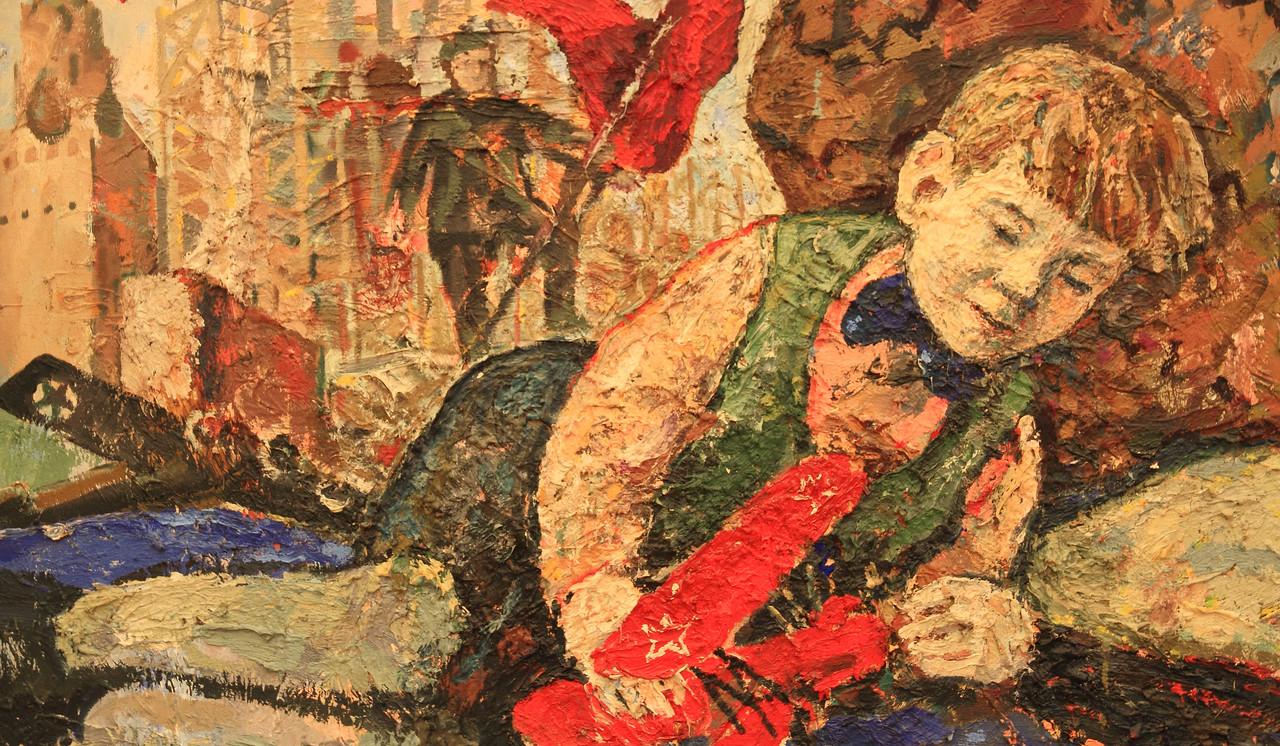 Όσλο. Μουσείο Μουνκ (Munchmuseet).