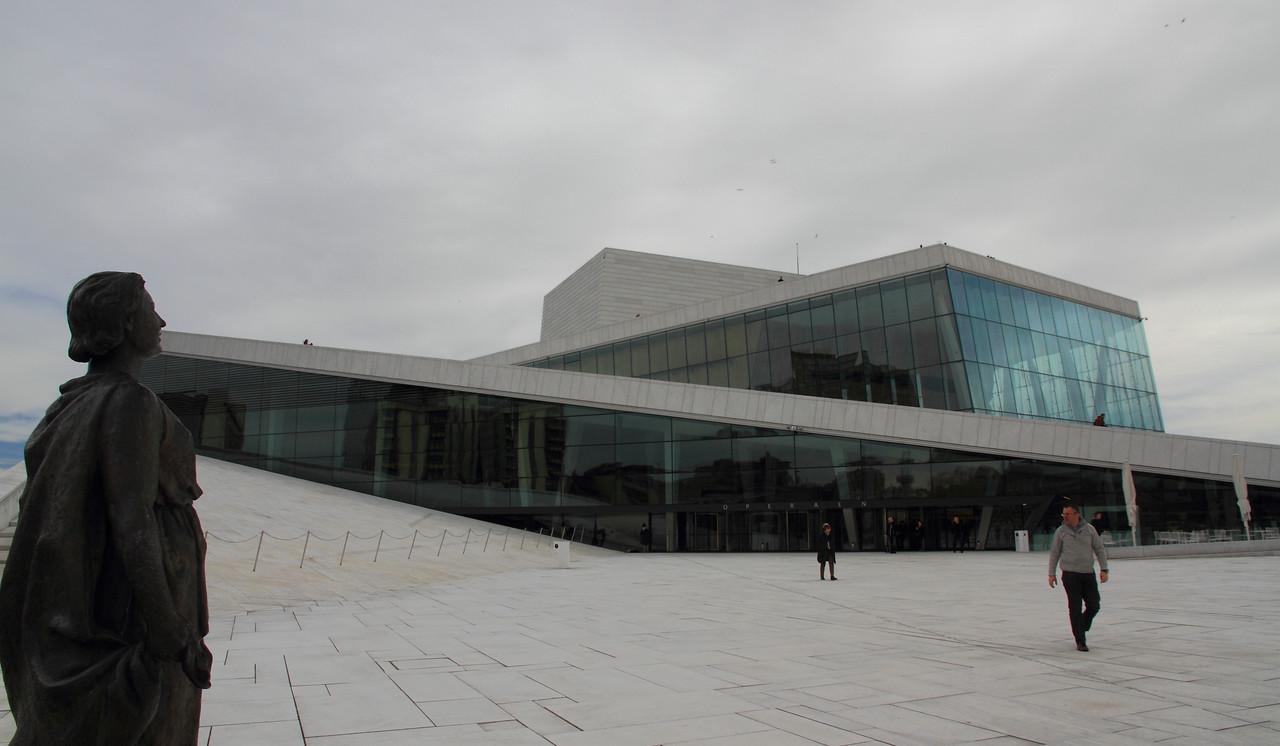 Όσλο. Εθνική Όπερα της Νορβηγίας (Den Norske Opera & Ballett)
