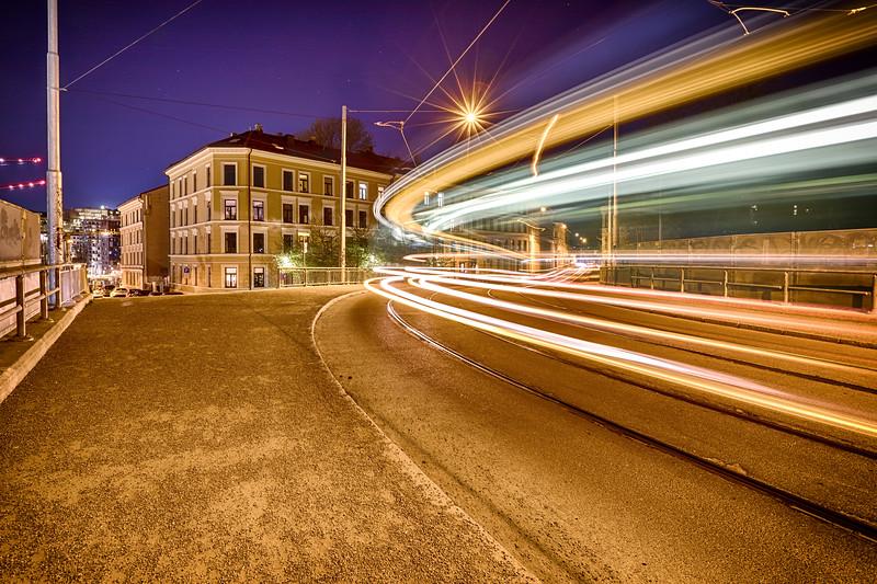 Oslo gate, Gamlebyen