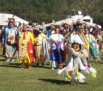 Ossahatchee Indian Festival