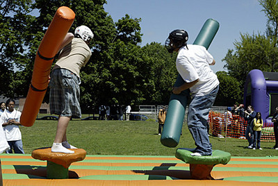 2005 OHS Field Day - More