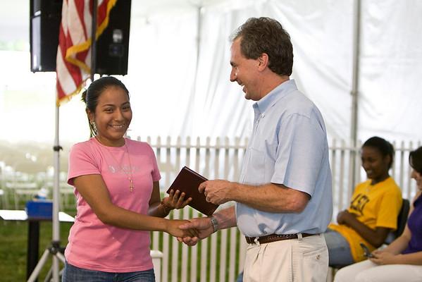 2008 Graduation - The Rehearsal