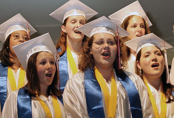 OHS Graduation 2006 Set One