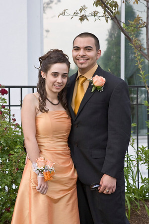 2008 Senior Prom Portraits