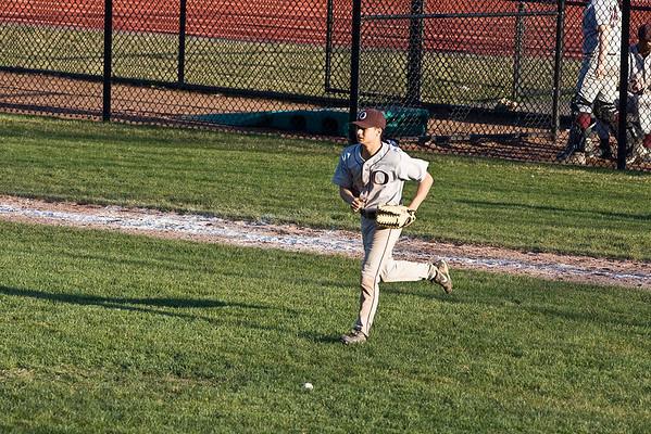 2008.04.17 Boys Varsity Baseball v Yorktown