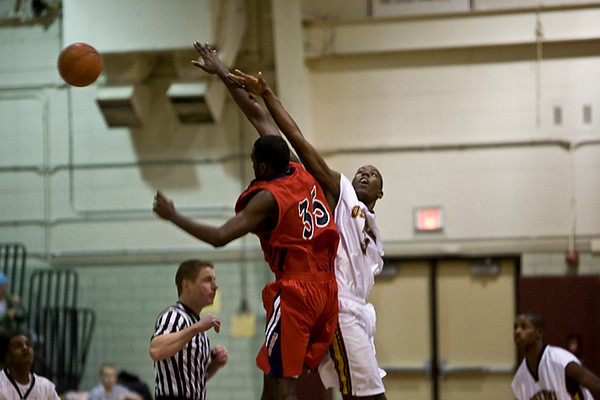'07-08 OHS Varsity Plays Peekskill at Home