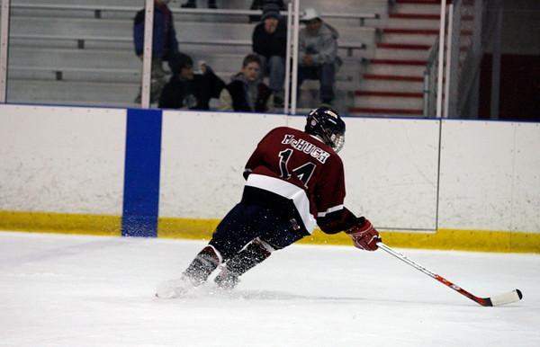OHS Varsity Hockey Team Ends the Season